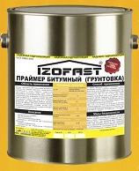 IZOFAST Праймер битумный (грунтовка), 4л