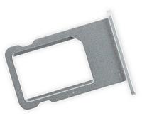 Лоток для сим карты iPhone 6 Plus (5.5), цвет серебро