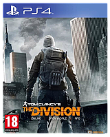 Tom Clancy's: The Division PS4 (1642)