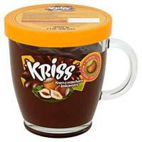 Шоколадно ореховая крем-паста в чашке Kriss krem z orzechami laskowymi 300g