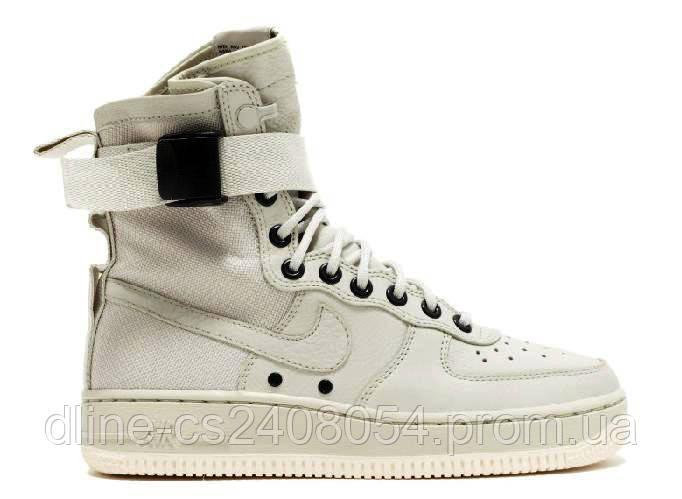 Мужские кроссовки Nike Air Force SF1 Белые