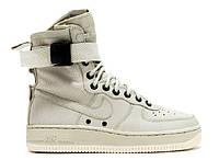 Женские кроссовки Nike Air Force SF1 Белые, фото 1