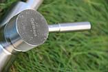 Смеситель для кухни Germece 0303 W SSF нержавеющая сталь гибкий, фото 5