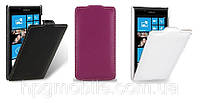Чехол для Nokia Lumia 720 - Melkco Jacka, кожаный, разные цвета