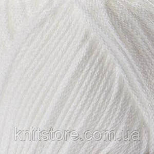 Пряжа Vita Rose белый