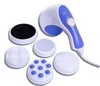Вибромассажер Relax Tone, ручной электромассажер, массажер для тела Релакс энд тон