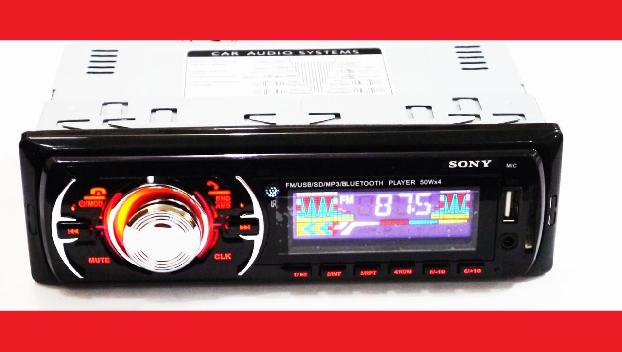 Автомагнитола Sony GT-680U ISO Bluetooth+MP3+FM+USB+SD+AUX
