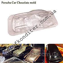 Форма для шоколада Машина 3D