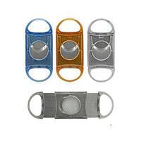 Гильотина для сигар пластиковая диаметр 2.2 см, 2 лезвия (0152505)