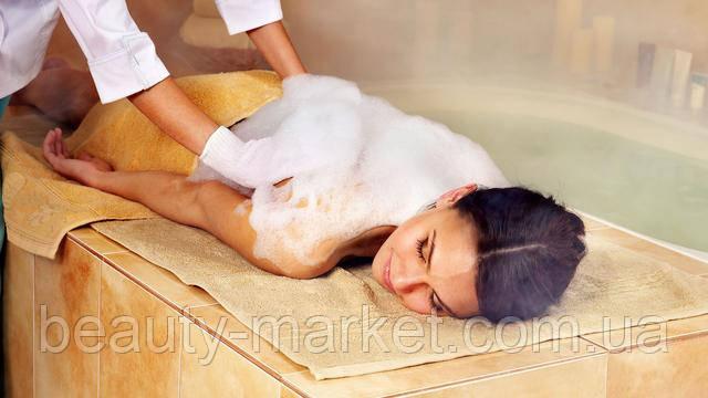 Турецкий массаж, техника и польза.