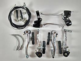 Комплект тормозной системы V-Brake на велосипед
