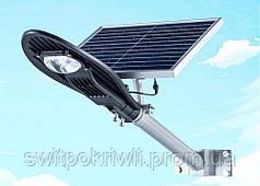 Уличное освещение на солнечных батареях мощностью 8 Вт