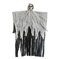 "Кукла ""Череп"" 60х80 см подвесная, декорация на хэллоуин"