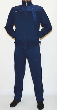 Мужской утепленный спортивный костюм LINKE- XXL (внутри на байке), фото 3