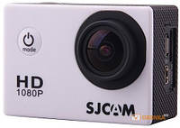 Экшн камера SJCam SJ4000 (белый) (62140)