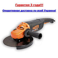 Угловая шлифовальная машина Дніпро-М МШК-2700, фото 1
