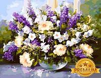 Картины по номерам 40×50 см. Babylon Premium Аромат весны Художник Хайнц Шольнхаммер