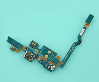 Шлейф (Flat cable) с коннектором зарядки, микрофона и кнопкой Home для LG Optimus L9 P760 | P765 | P768
