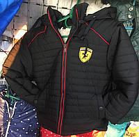 Детская зимняя куртка для мальчика  оптом на 1-5 лет