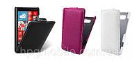 Чехол для Nokia Lumia 820 - Melkco Jacka, кожаный, разные цвета