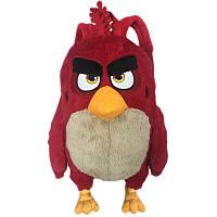 Рюкзак плюшевый Angry Birds Ред PREMIUM TOYS (PT1512016)