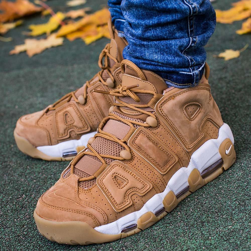 5d04d2dc02341 Оригинальные мужские кроссовки Nike Air More Uptempo PRM
