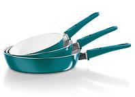 Набор сковородок керамические BRATMAXX 3 шт.