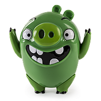 Фигурка коллекционная де-люкс свинки Angry Birds SPIN MASTER (SM90510-4)
