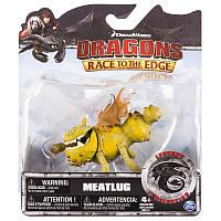 Дракон Сарделька 27 см Как приручить дракона SPIN MASTER (SM66610-4)