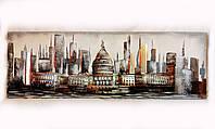 Картина город AG F491A