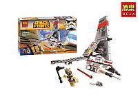 Конструктор Bela 10372 Star Wars Космический истребитель 246 дет
