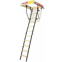 Лестница чердачная Oman Stallux 4 80х60 см N90210045