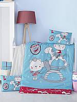 Хлопковое постельное для младенцев LETS
