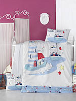 Качественное детское постельное бельё NAUTIC