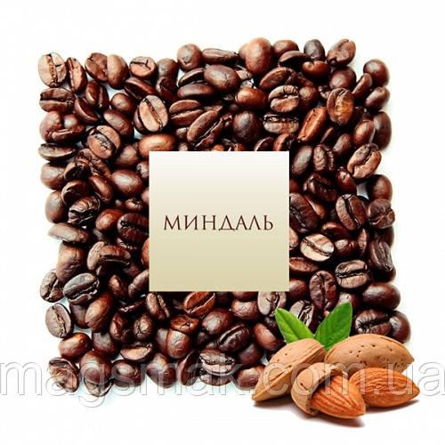 Кофе Ванильный миндаль, зерновой