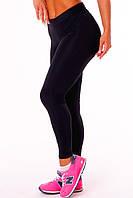 """Спортивные женские легинсы  """"Classic"""" c узким поясом, леггинсы для бега, лосины для йоги, фитнеса"""