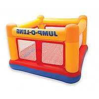 Детский надувной батут Intex 48260 Jump-O-Lene 174 х 174 х 112 см