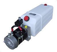 Гидростанция 12V для гидроцилиндров. Переоборудование бортовых автомобилей в самосвал