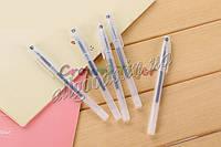 Ручка прозрачная шпионская с исчезающими чернилами 1шт  (pen-dis-clear)