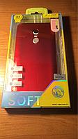 Чехол для смартфона Xiaomi Redmi Note 4 Красный, фото 1
