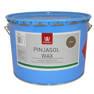 Декоративная пропитка-антисептик Tikkurila Pinjasol Wax Сосна 10л
