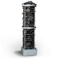 Электрическая каменка Dnipro ЭКС-К 6 кВт/380В, 9 м³