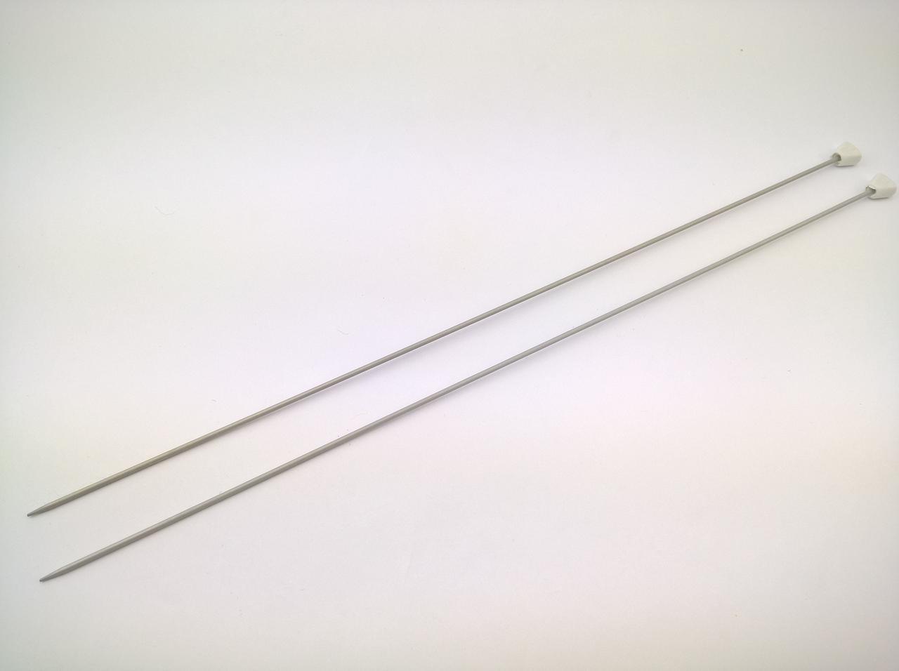Спицы классические прямые Kartopu от 2 до 6мм, длина 35см