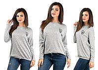 Гольф женский (S(42-44) M(44-46) L(46-48)) — ангора софт купить оптом и в Розницу в одессе 7км