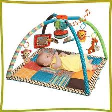 Развивающий коврик (карусели) для малышей