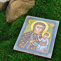 Керамическая плитка с иконой