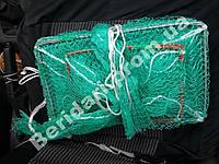 Раколовка из кордовой нити  3.5 м ,прочный и практичный материал   23Х37 см