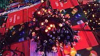 Светодиодная гирлянда LED Нитка 400 ламп 28м