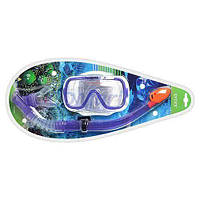 Intex Акция! Набор для плавания из маски и трубки Intex 55950. Скидка 3 % на ласты при покупке набора! Спешите, количество товара ограничено!