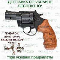 """Револьвер флобера Stalker 2,5"""" wood 4 мм, фото 1"""